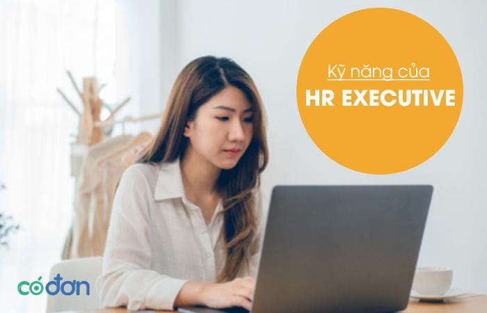 HR Executive tuyen dung