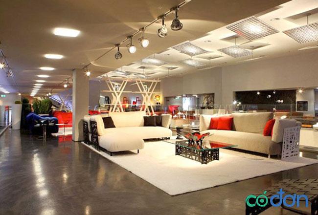 chi phi mo showroom noi that, kinh nghiem mo showroom noi that