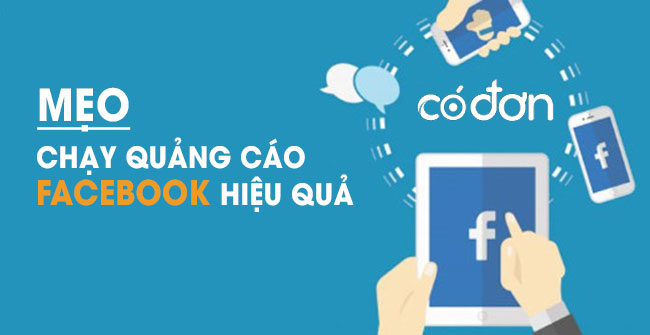 meo chay quang cao Facebook