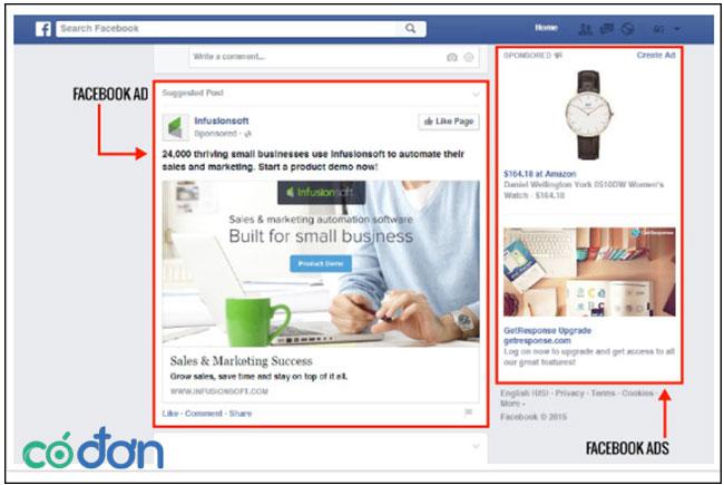 thu thuat chay quang cao Facebook